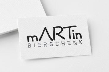 Mokeup Logo mARTin Bierschenk 2019
