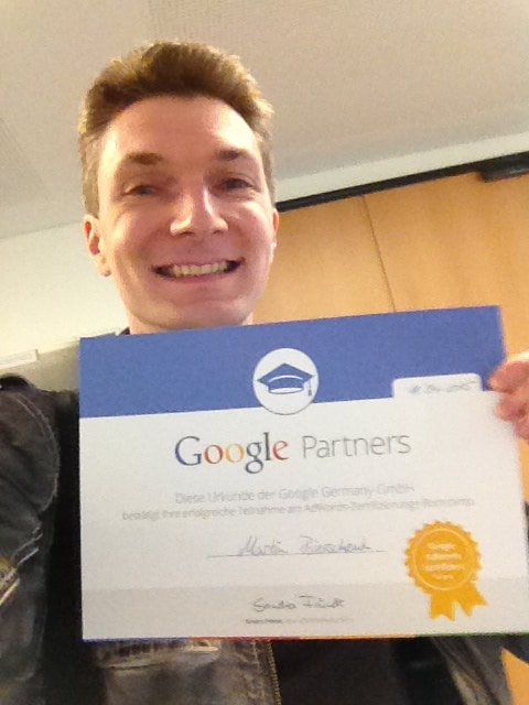 google-adwords-zertifikat