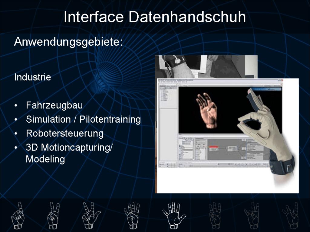 interface datenhandschuh folie 5