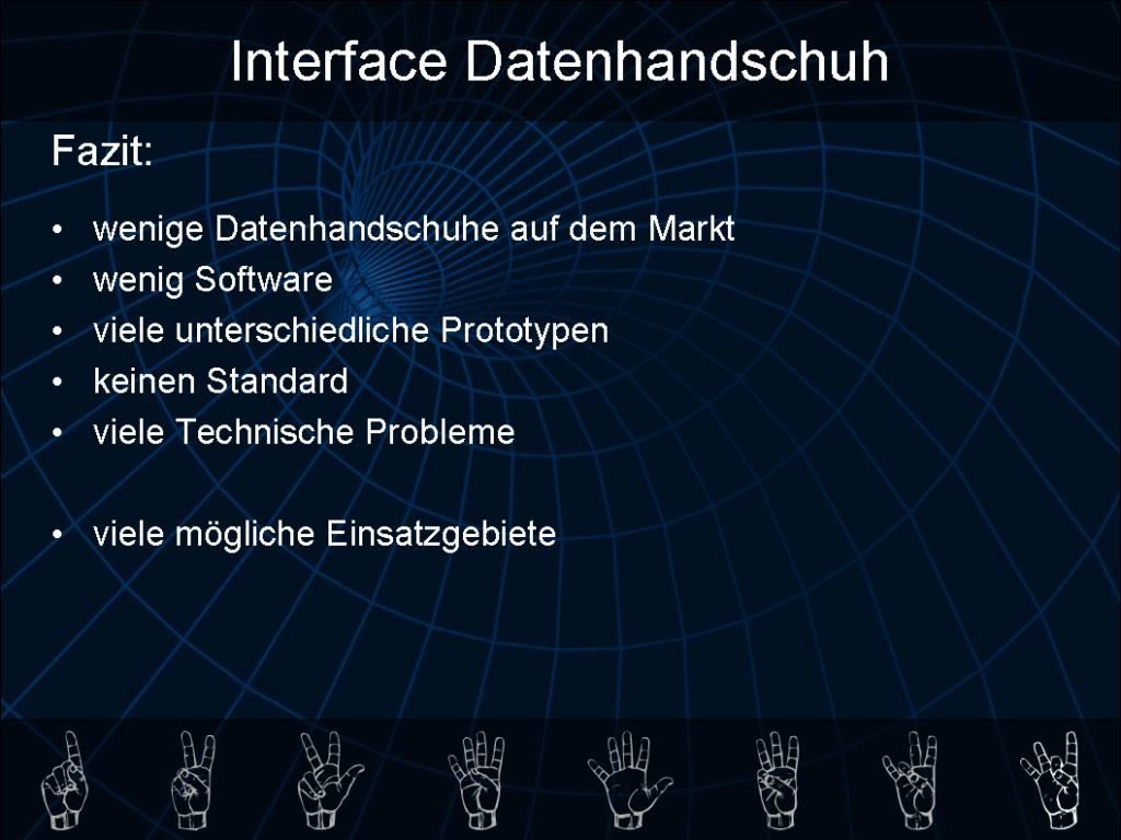 interface datenhandschuh folie 8
