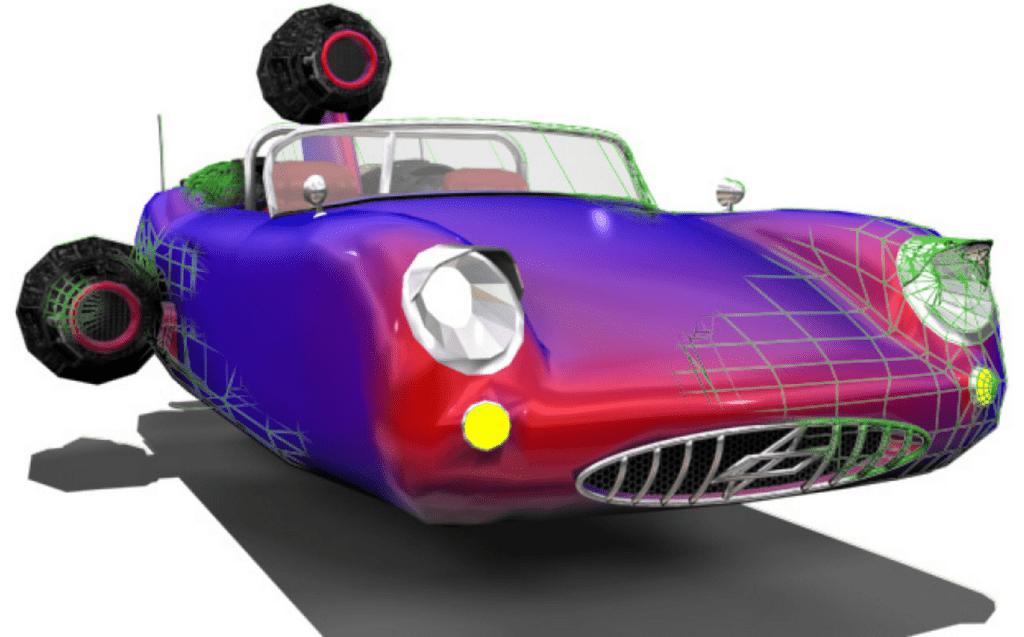 web3d rendering 02