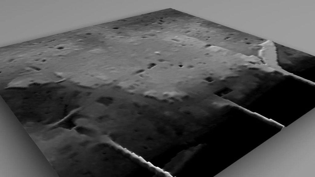 colonia 3d koln mit displacementmap