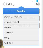 sandgoannacomau search