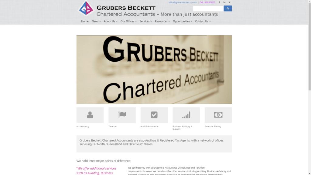 grubersbeckett.com .au FullHD 1